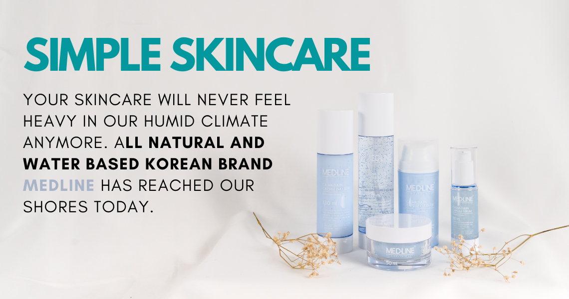 Medline Skincare Banner