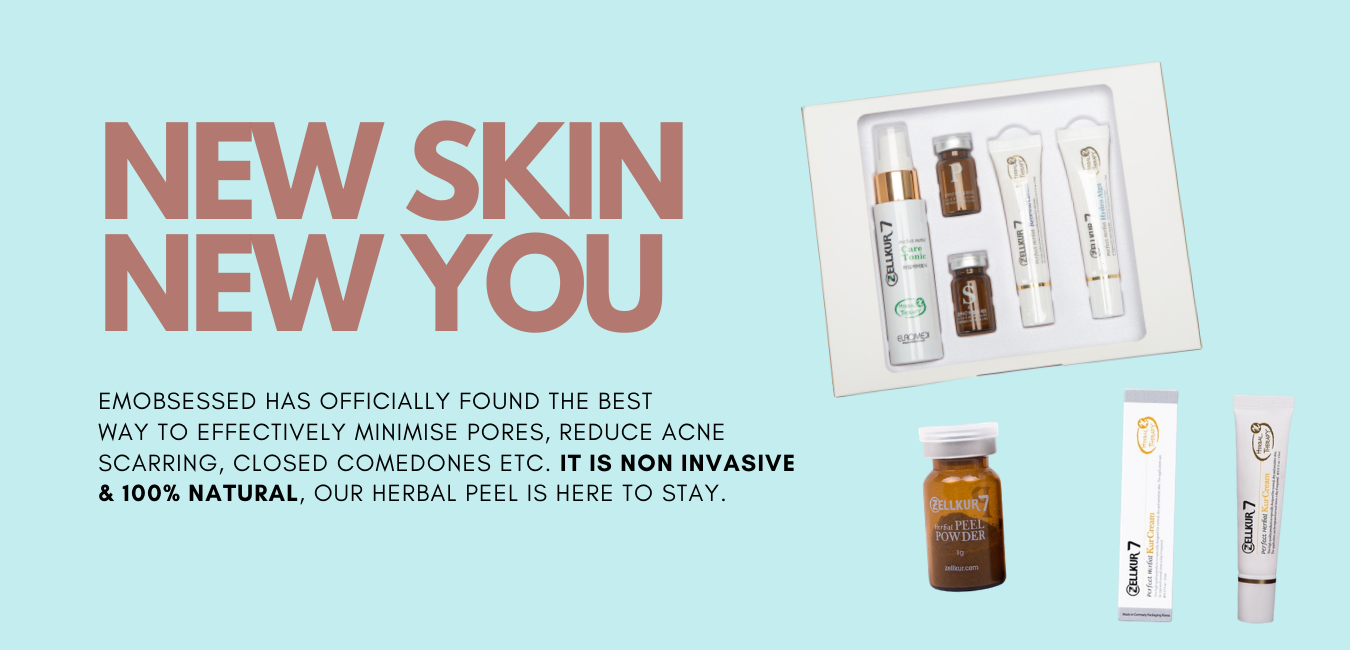 Zellkur Herbal Peel Set