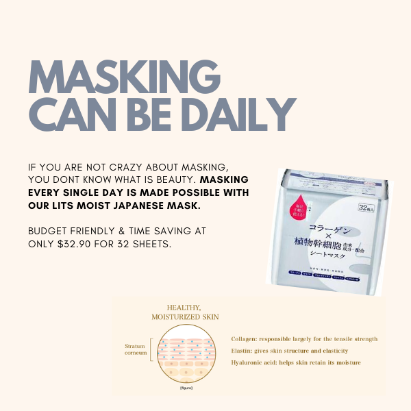 Lits Moist Premium Daily Mask