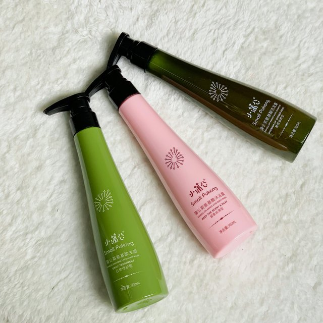 Small Pukong Hair Care Set *Bestseller