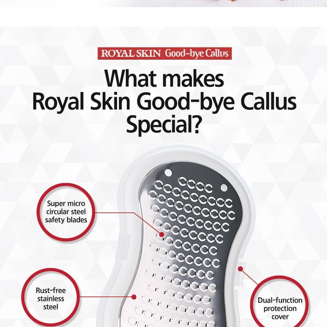 Royal Skin Goodbye Callus Foot File