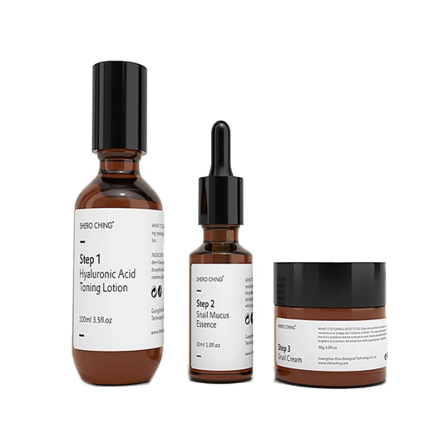 Snail Combination Skincare Set