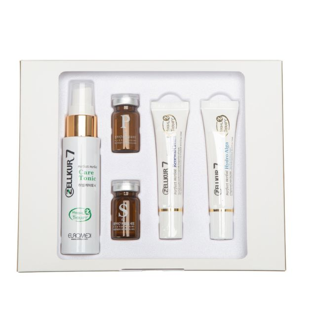 Krauter Renewal Herbal Peel Set