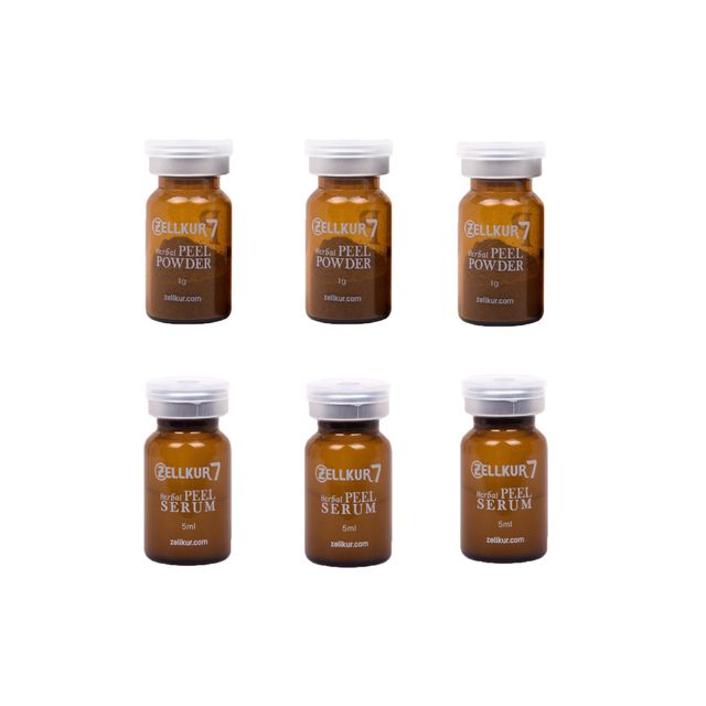 Krauter Herbal Serum & Powder Refill